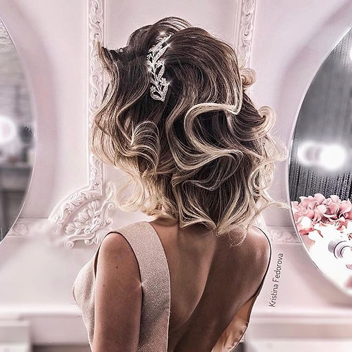 Krissy Bridal Hairpiece