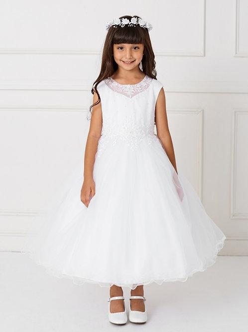 Harper Communion Dress - 5795