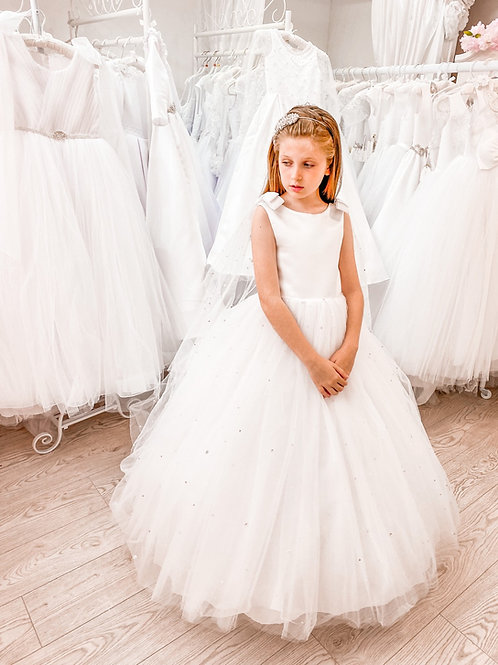 Shimmer Communion Dress