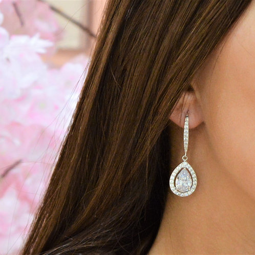 Tiana Bridal Earrings