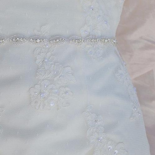 Sienna Bridal Belt/Sash