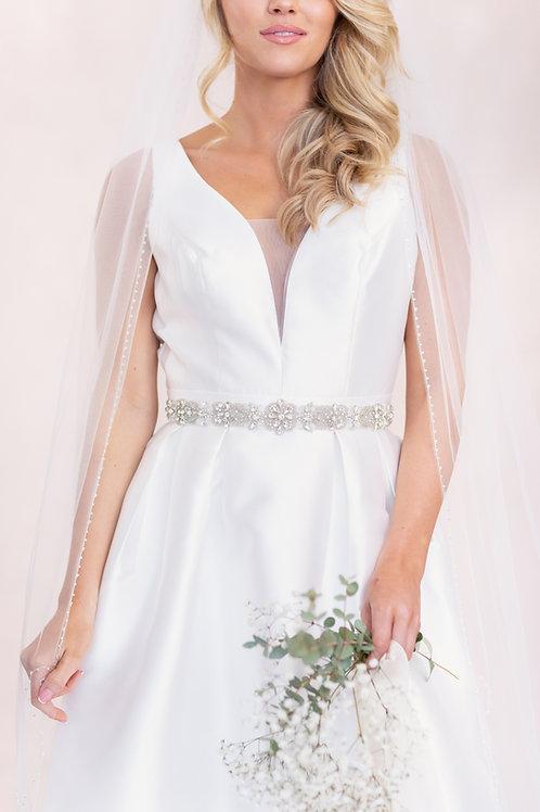 Havana Bridal Sash