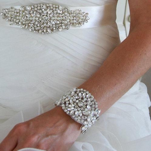 Miami Bridal Cuff