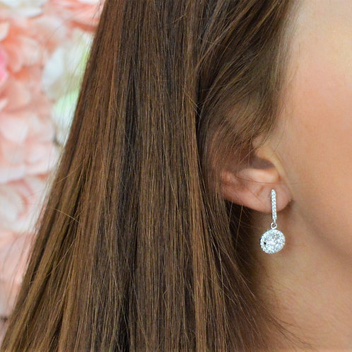 Paris Bridal Earrings