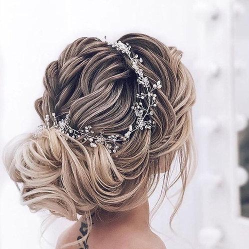 Varsity Bridal Hairvine