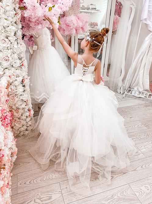 Santorini Princess Dress