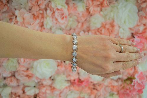Paris Bridal Bracelet