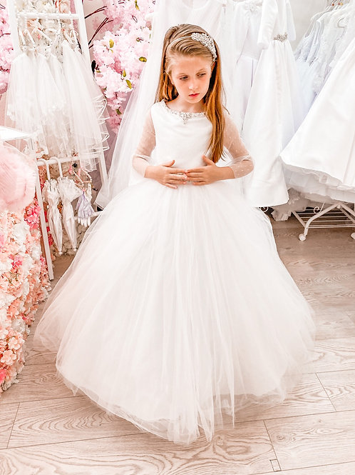 Giselle Communion Dress