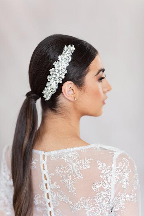 St Lucia Bridal Hair Slide