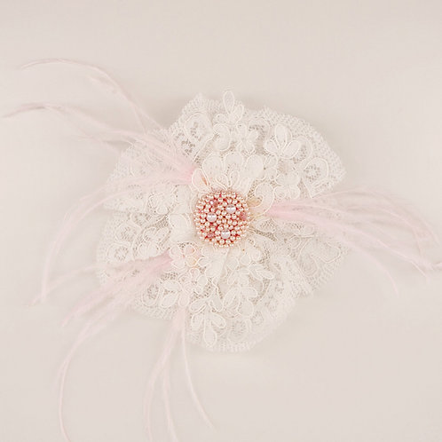 The Mademoiselle Celine Lace Hair Clip - Sienna Likes to Party