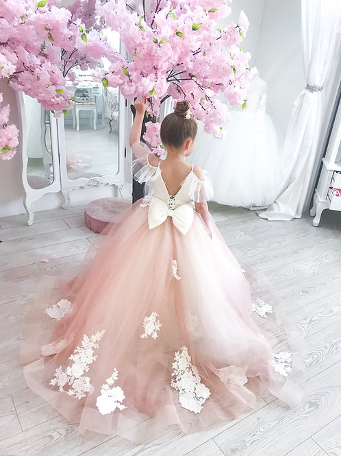 Neive Dress - Princess Collection