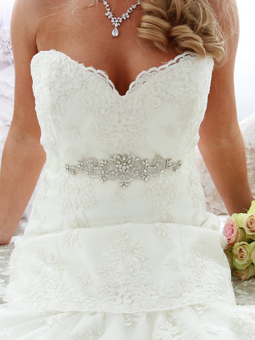 Angel Premium Bridal Sash
