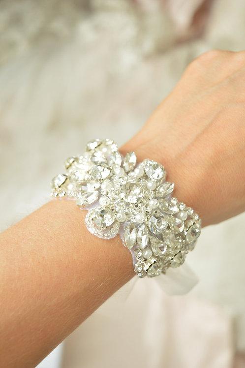 London Bridal Cuff