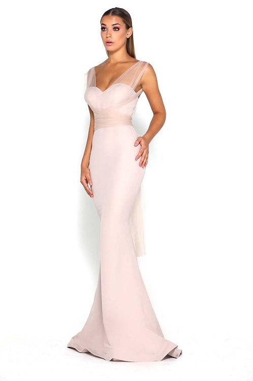 Bridesmaid Dress - Stone