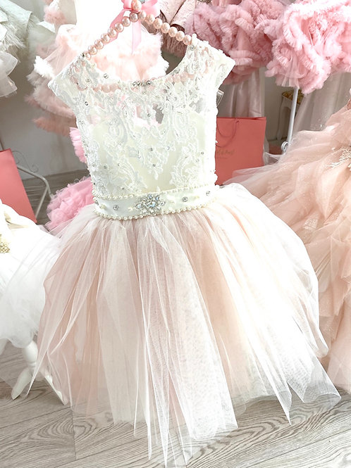 Pixi Bow Dress - C&P Exclusive