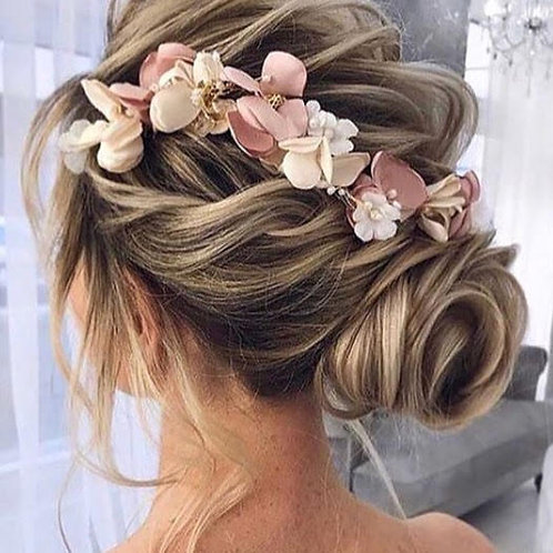 Blossom Floral Hairvine