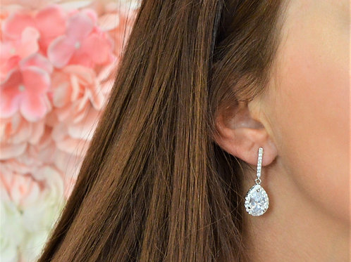Bliss Bridal Earrings
