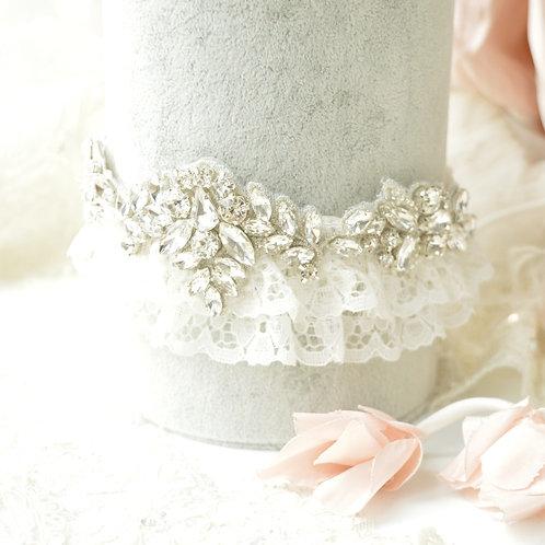 Lace Prinny Romance Garter