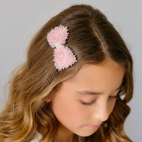 The Stargazer Crystal Designer Girls Hair Clip - Sienna Likes to Party