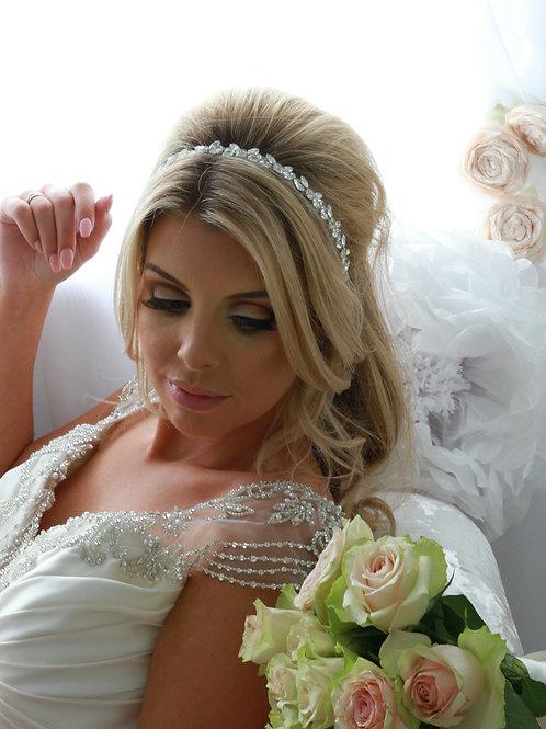 Bridal Elegance Hairwrap