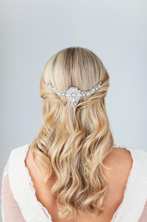 Genevieve Bridal Hair Slide