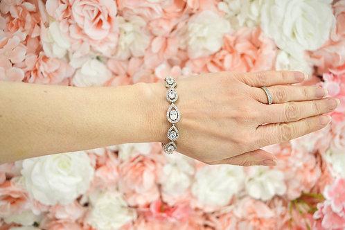 Tiana Bridal Bracelet