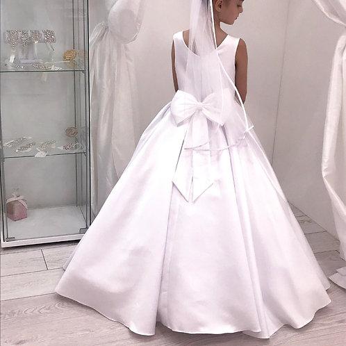Princess Megan Communion Dress