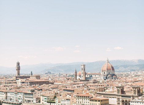"""Featured in """"Wedding Chicks"""" - Romance is waiting for you in Florence"""
