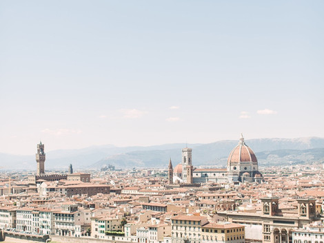 "Featured in ""Wedding Chicks"" - Romance is waiting for you in Florence"