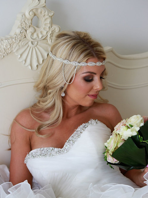 Sienna Halo Hairwrap