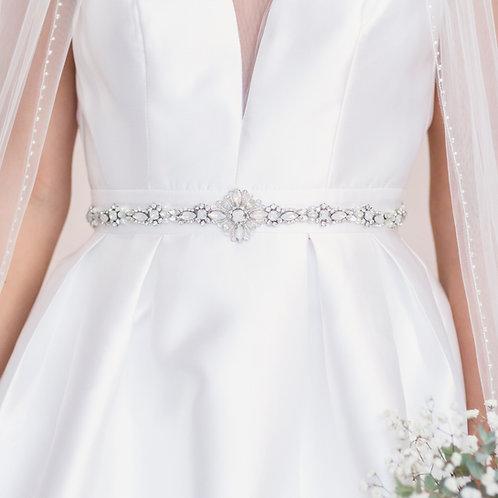 Genevieve Bridal Sash