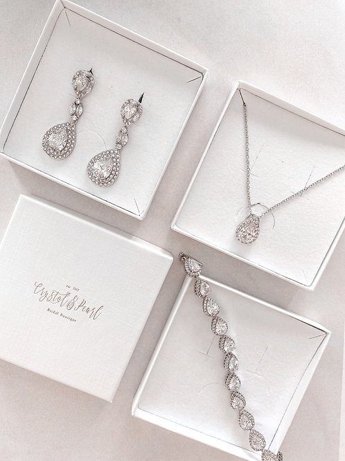 Eternity Jewellery Set