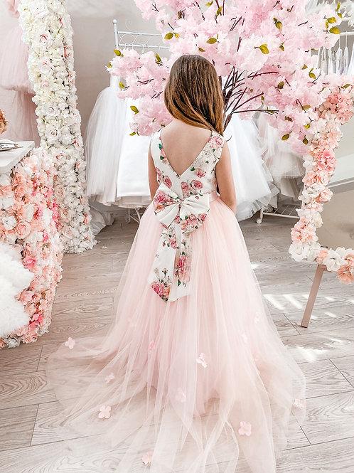 Peony Dress (Pink) - Boho Collection