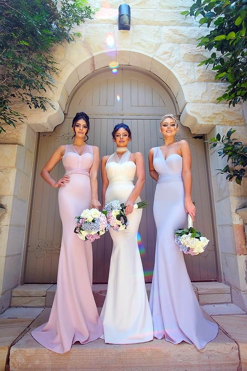 Bridesmaid Dress - Blush