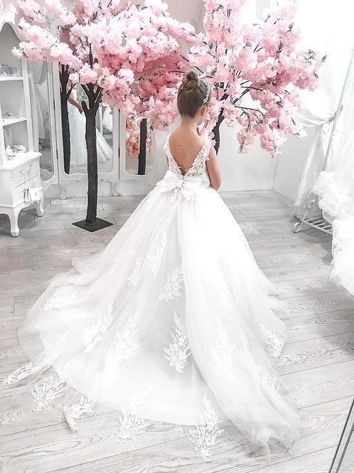 Enchanted Communion Dress