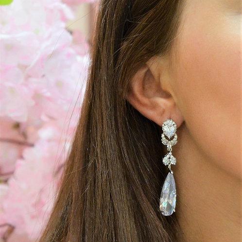 Miami Bridal Earrings