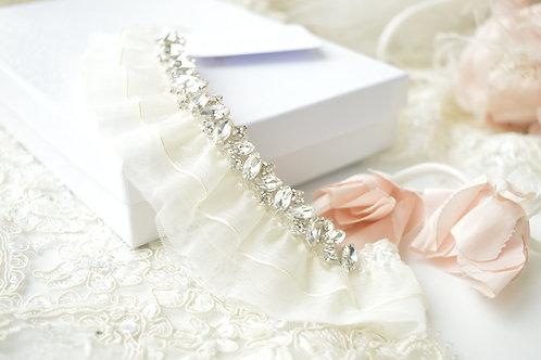 Giselle Lace Bridal Garter