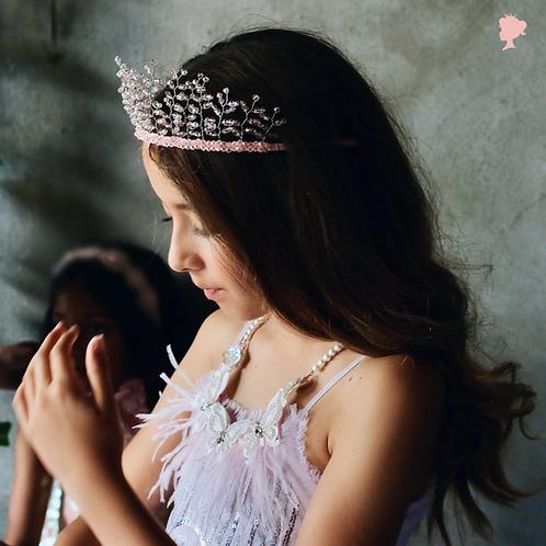 The Czarina Princess Crown Luxury Headband - Sienna Likes to Party