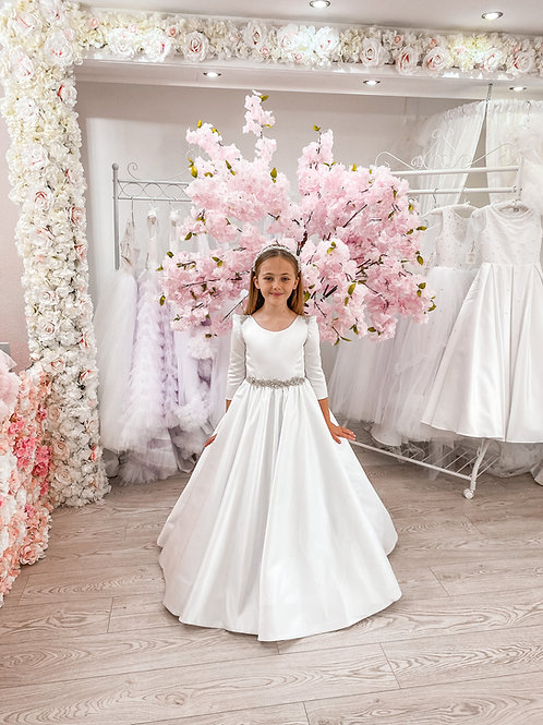 Serena Communion Dress