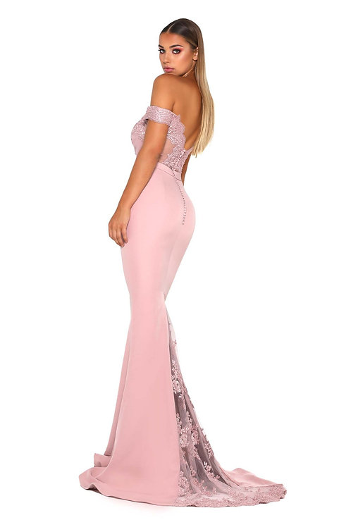 Bridesmaid Dress - Mauve