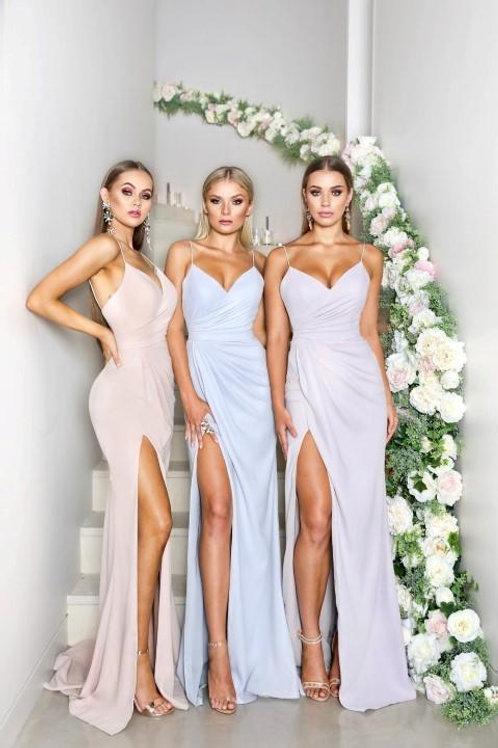 Bridesmaid Dress - Ice Blue