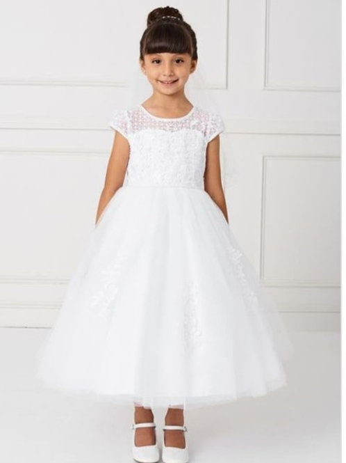 Heidi Communion Dress - 5799