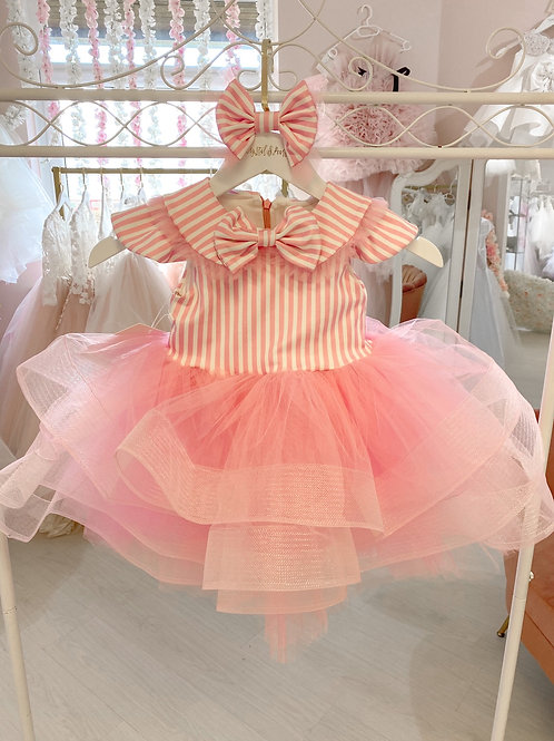 Candy Cane Dress - In Stock