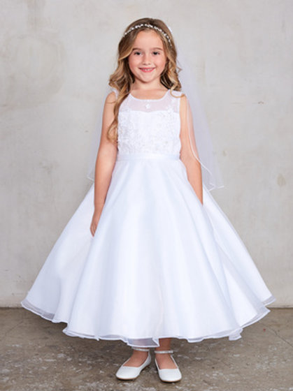 Haven Communion Dress - 5813