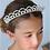 Thumbnail: The Halo Designer Girls Tiara Headband - Sienna Likes to Party