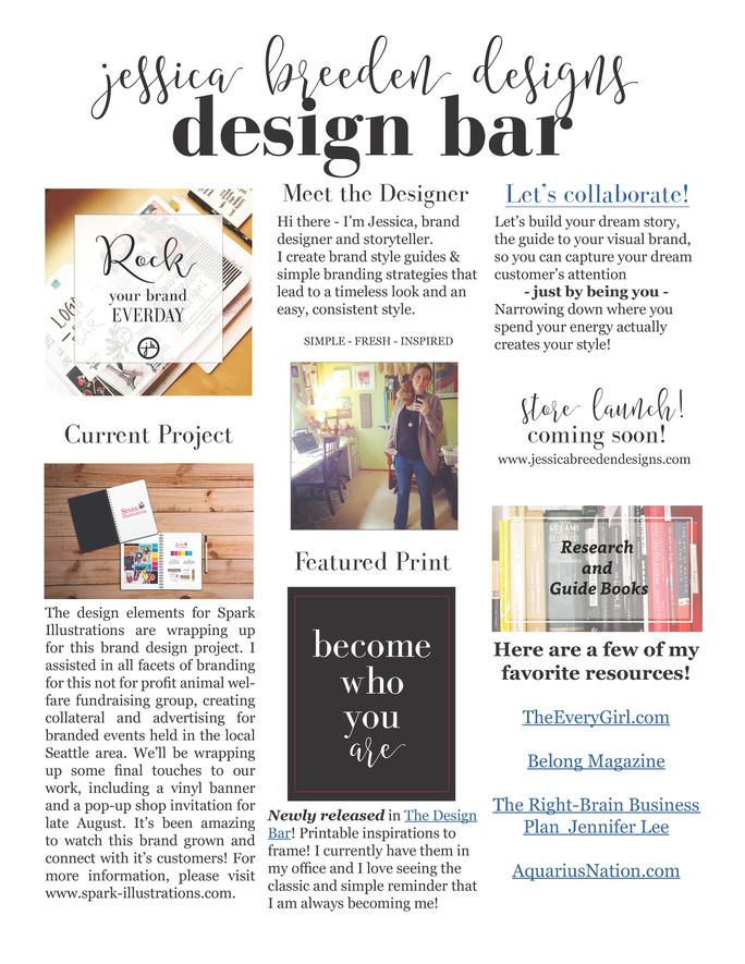 Jessica Breeden Designs - Design Bar