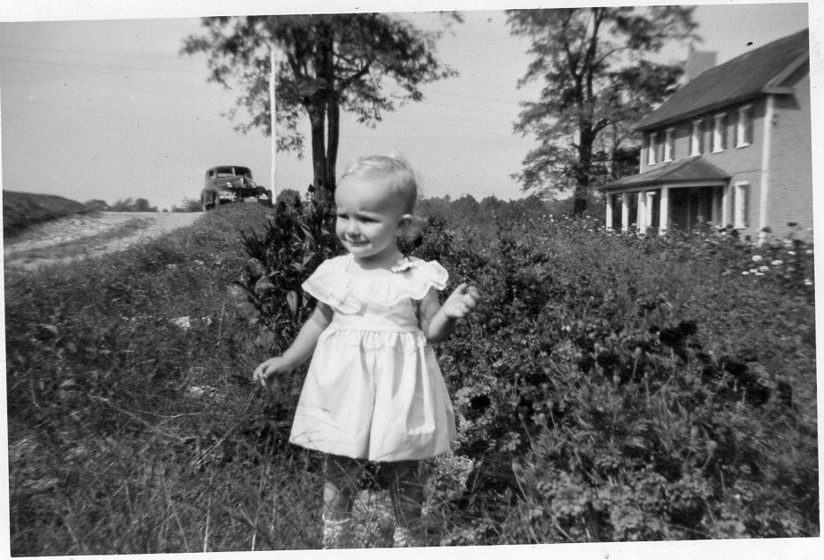 Gloria in Garden