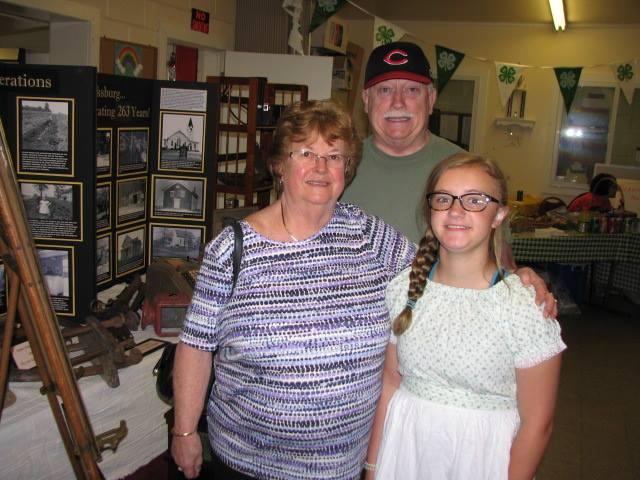 Clarksburg Heritage Day 2015