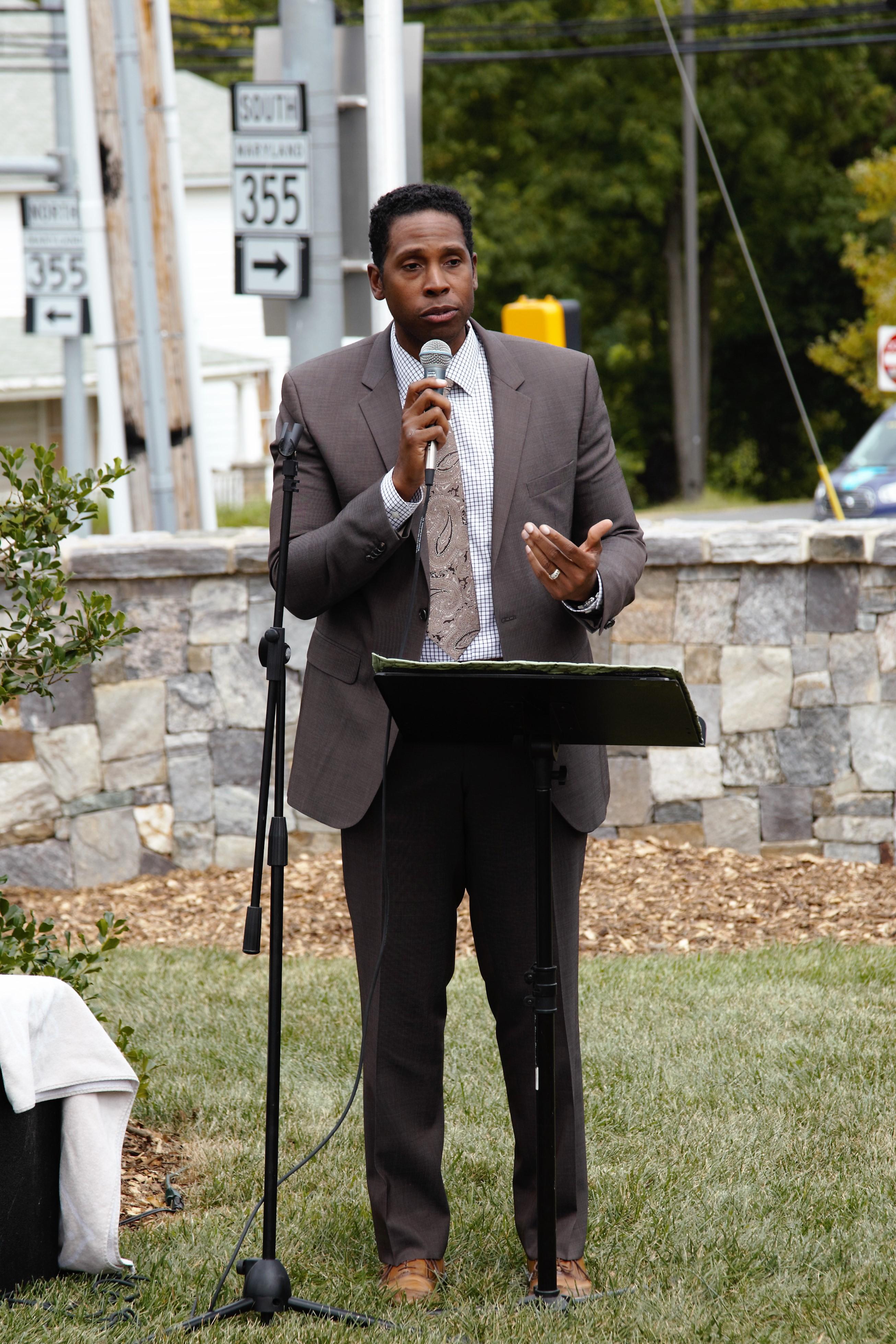 Speaker Craig L. Rice