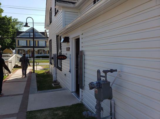 Horace Wilson House Outside 2